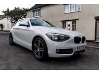 BMW 120d Sport Step Auto 3 Door