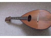 G Puglisi Reale & Figli (1925) Mandolin
