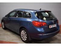 VAUXHALL ASTRA 1.6 CDTi TECH LINE ECOFLEX S/S 5 Door Hatchback 108 BHP (blue) 2015