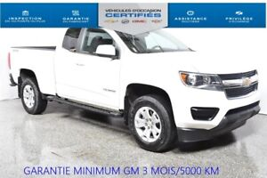 2018 Chevrolet COLORADO 4WD EXTENDED CAB LT 4x4