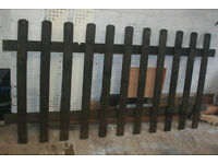 Fence panel £10 or 2 for £15