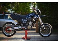 Husqvarna SM610R not SMS, KTM, Husaberg and CCM