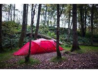 Hilleberg Tarra, Red (As New)