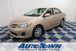 2011 Toyota Corolla CE/CLEAN HISTORY/LOW KM/KEYLESS ENTRY!!