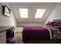 Available now- Double en-suite room in 6 bedroom apartment - Liverpool 3 Highfield Street - Central
