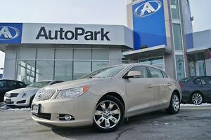 2010 Buick LaCrosse CXL AWD| LOW KM|PANO ROOF|CHROME WHEELS