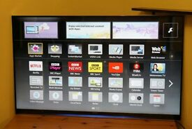 "Panasonic 55"" TX55AX902B 4K Ultra HD 3D Smart Tv £395"