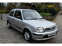 NISSAN MICRA 1.0 16v INSPIRATION **23,000 MILES** **1 LADY OWNER** **FSH - 12 SERVICES**