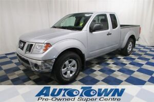 2012 Nissan Frontier SV-V6 King Cab/NO ACCIDENTS/ONE OWNER/LOW K