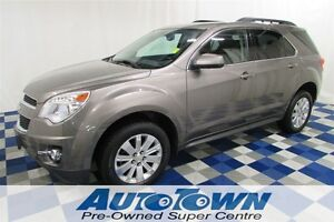 2011 Chevrolet Equinox LT ALLOYS/HTD SEATS/SUNROOF/BKP CAMERA