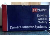 Brigade reversing camera kit