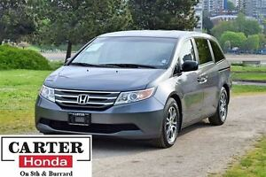 2011 Honda Odyssey EX-L w/RES, DVD, Leather, CERTIFIED CLEARANCE