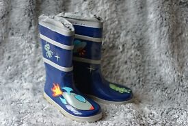 KIDORABLE kids wellies size UK10, EUR28 very good used condition