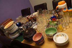 Kitchenware joblot