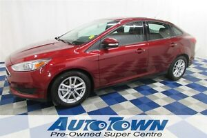 2016 Ford Focus SE ALLOYS/REAR VIEW CAM/WOW ONLY 184 KM!!!