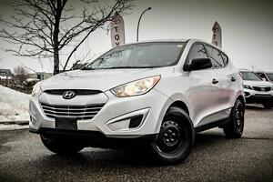 Hyundai Tucson GL *Ltd Avail*