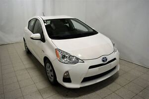 2013 Toyota Prius c Hybrid, Upgrade Package, Groupe Electrique,