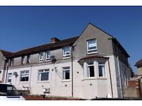 3 bed flat to let/for rent Burns Crescent, Airdrie £525pcm