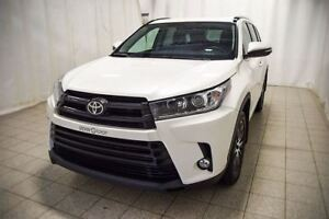 2017 Toyota Highlander SE, Cuir, Toit ouvrant, Roue en alliage,