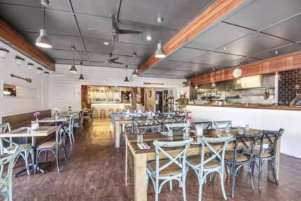 Business for Sale -  JFK Woodfire and Bar