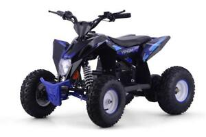 FREE SHIPPING New Electric Maddox 1300 Watts 48V Mid-Size ATV Battery Powered Quad | Reverse + Speed Limiter + Lithium