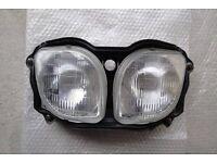 Yamaha YZF750 / FZR1000 headlights