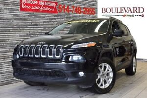2014 Jeep Cherokee NORTH 4X4 ECRAN 8.4 VUS MAGS CAMERA