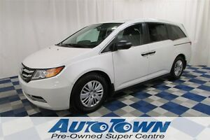 2014 Honda Odyssey LX/BACKUP CAM/3RD ROW SEATING//USB OUTLET