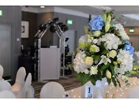 Quality DJ set-up (large) - including ADJ lighting, JBL speakers & Denon MC6000 mk2