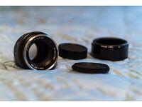 ZEISS 1.4/50mm Planar T* ZE - Like New!
