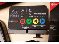 Atomos Star Video Recorder and CFast 128gb atomos card