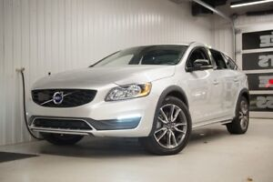 2017 Volvo V60 Cross Country T5 Premier AWD GPS CUIR TOIT OUVRAN