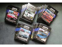 Auto Totaal Illustrated Car Books (in Dutch). Full Collection of 25 Volumes