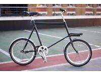 Limited Edition Minute Bike Bicycle dutch 2 speed backpedal brake no. 100 of 100 black Brooks Saddle
