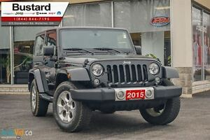2015 Jeep Wrangler SAHARA | | NAVIGATION | HARDTOP | ON SALE | M