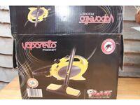 Polti Vaporetto Pocket Compact & Portable Steam Cleaner