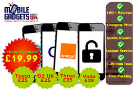 Apple iPhone Samsung Sony All Brand Unlocking Service UK & International Networks Fast Service
