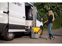 New Electric Pedestrian Stacker Truck - Jungheinrich EJC - LOLER Certificate - Forklift