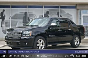 2012 Chevrolet Avalanche 1500 LT | LEATHER | BOSE SPEAKERS | BLU