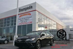 2015 Toyota Camry XSE-TOYOTA CERTIFIED!!!