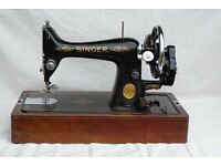 Singer Sewing Machine 1947. Very good condition.