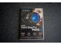 Paint shop pro X1 Education edition