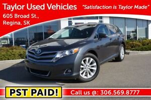 2014 Toyota Venza Base XLE package