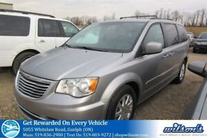 2016 Chrysler Town & Country TOURING 7-PASS! PWR SLIDING DOORS!