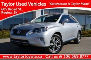 2014 Lexus RX 350 Touring package
