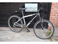 Mongoose Rockadile Hardtail Mountain Bike.16inch Alloy Frame.21 Speed.Serviced. (24.9)