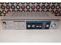 SANYO JA-220 Stereo Integrated Amplifier.