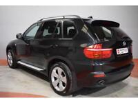 BMW X5 3.0 XDRIVE 30D SE Auto 7 Seater 4X4 232 BHP (black) 2010
