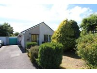 Well appointed three bedroom detached bungalow in the Culloden area of Inverness.