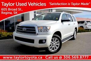 2012 Toyota Sequoia Platinum 5.7L V8 Platinum
